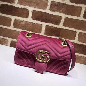 Gucci Velvet Marmont